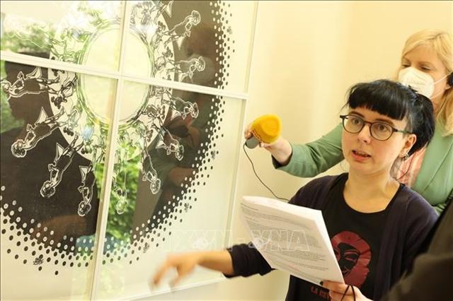 Germany hosts exhibition on Truyện Kiều