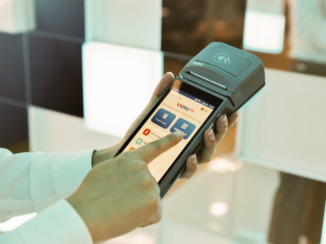 VNPAY POS -An all-in-one payment solution for small- and medium-sized enterprises
