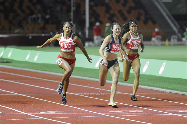 Chinh to put best foot forward atSEA Games