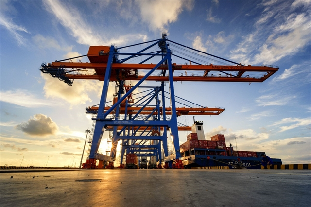 Logistics firm Gemadept targets revenue and profit increases