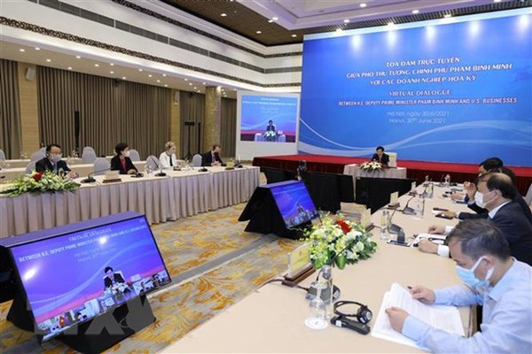 Business community plays important role in Việt Nam-US ties: Deputy PM