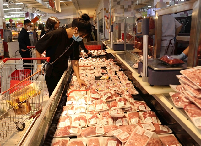 Việt Nam spends nearly 2 billion importing meat