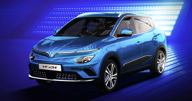 Electric vehicles to be subject to tax incentives in Việt Nam
