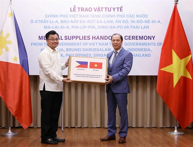 Việt Nam and Philippines mark 45th anniversary of diplomatic ties