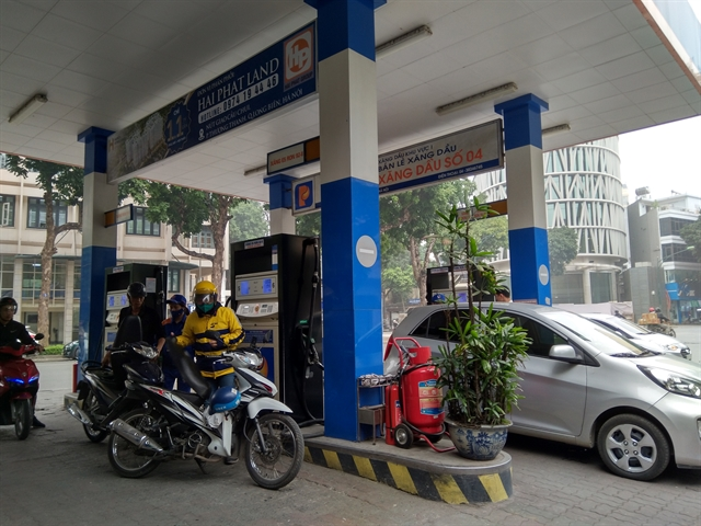 Petrol price up to nearly VNĐ22000 per litre
