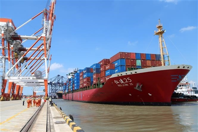 Seaport development on the horizon