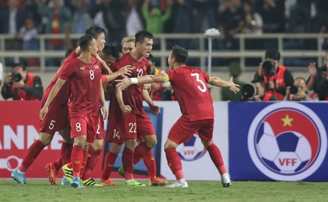 Việt Nams home World Cup qualifiers likely to be played inThailand