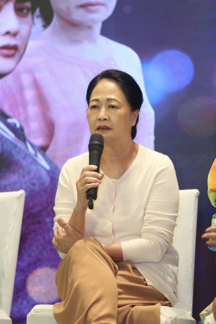 Peoples Artist Như Quỳnh talks about new breakthrough role