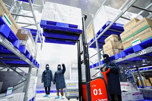 Further 921000 AstraZeneca vaccine doses arrive in Việt Nam
