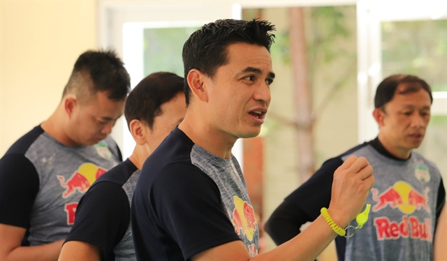 HAGL coach vows full support to Việt Nam national team