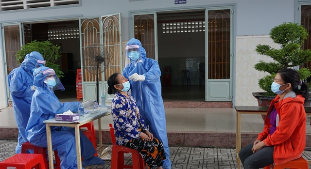 Việt Nam records 3718 new cases of COVID-19 on Saturday