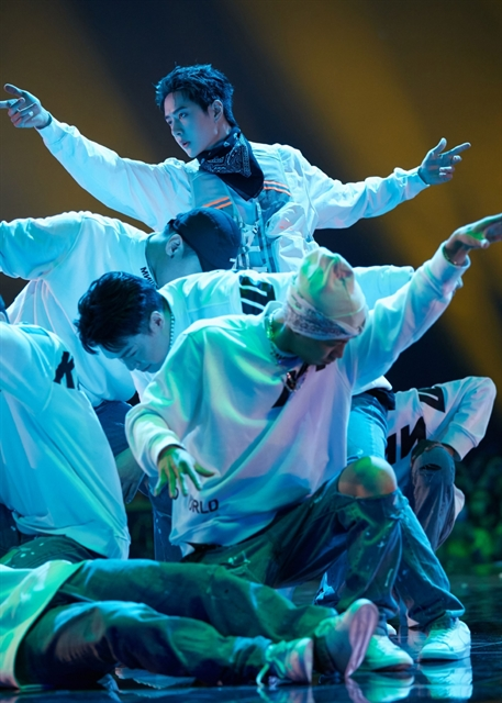Vietnamese dancer to compete on TV reality showStreetDance of China