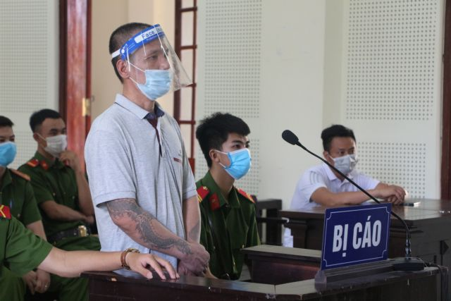 Nghệ An: Anti-State Facebooker receives nine yearsin prison