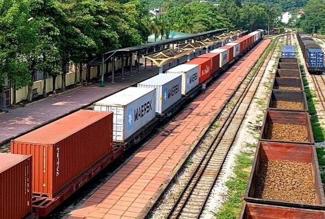 Vietnam Railways launches freight train service to Belgium