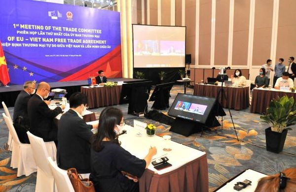 Việt Nam EU review bilateral trade deal implementation