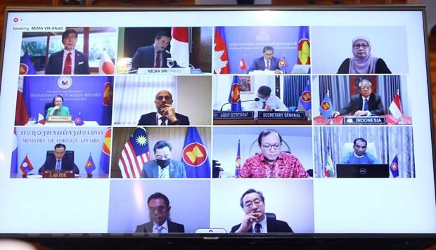 ASEAN-Japan roundtable looks toward 50th anniversary of dialogue partnership