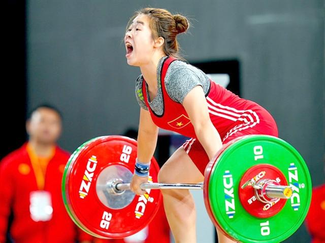 Hoàng Thị Duyên hopes to lift Olympic medal in Tokyo Games