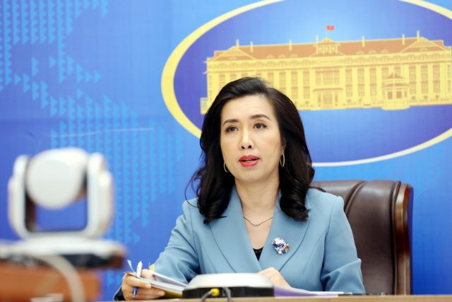 Việt Nam grateful for international COVID-19 vaccine support: Foreign ministry