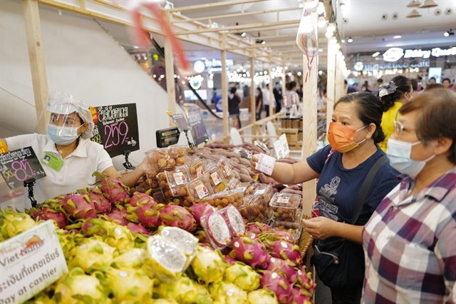 Vietnamese goodsto increase presence on foreign shelves