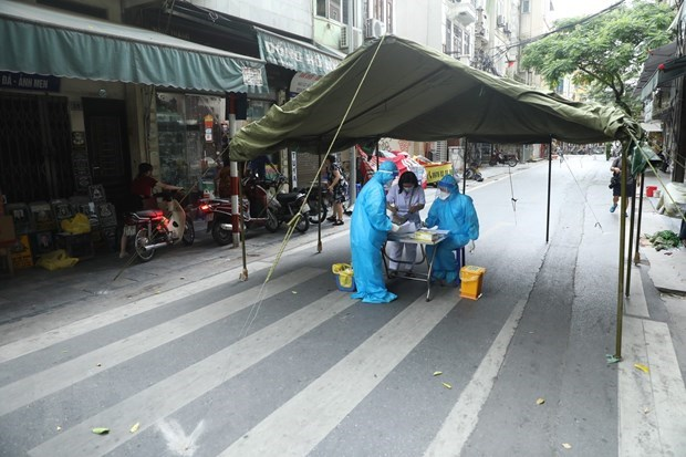 Hà Nội applies stricter social distancing measures under Directive 16