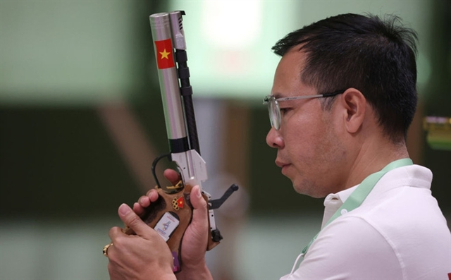 Marksman Vinh fails to defend Olympics gold medal initial boxing win for Việt Nam