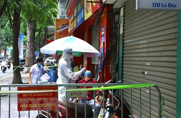 Hà Nội prepared for multiple scenarios in latest COVID-19 outbreak