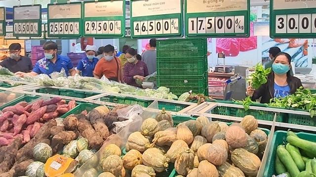 HCM City getting 'abundant supply of essential goods