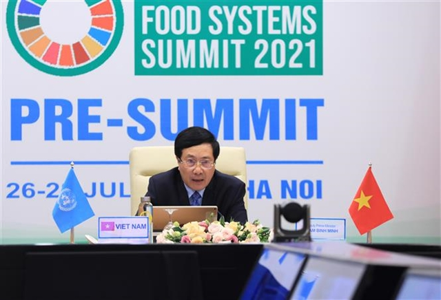 Việt Nam wishes to become food innovation hub of Asia: Deputy PM