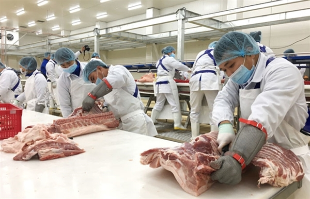 Flexibility in maintaining safety at slaughterhousesnecessary to maintain supply