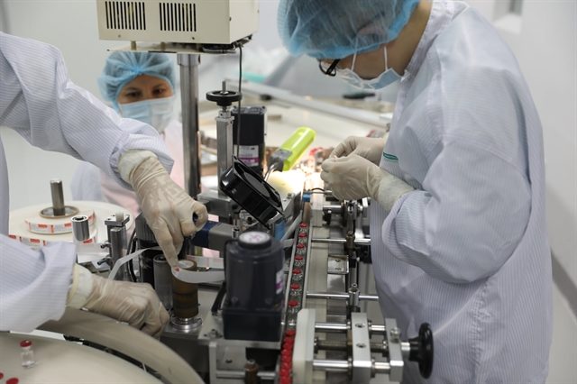 Việt Nam signs vaccine technology transfer contracts with Japan US and Russia