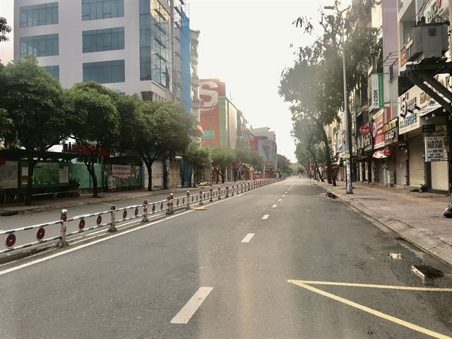 Southern provinces apply stricterprevention measures amid worsening situation