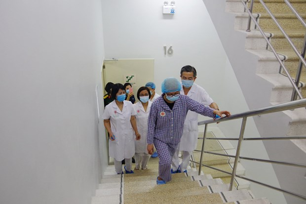 Stem cell transplants offer new hope for muscle disease in Hà Nội