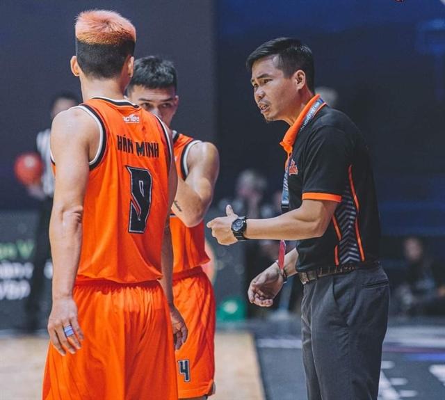 Coach wants to raise level of Vietnamese basketball