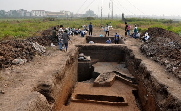 Proposals put forward to protect Hà Nộis Banana Gardens archaeological site