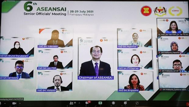 Việt Nam attends ASEANSAIs 6th Senior Officials Meeting