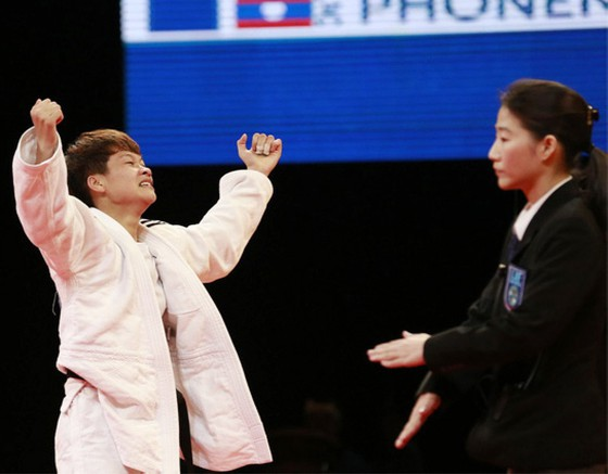 Judoka Thủy to compete in Tokyo Olympics