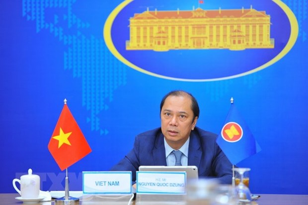 Senior officials preparefor 54th ASEAN Foreign Ministers Meeting