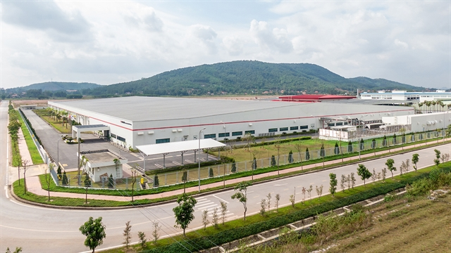 Over 970 million poured into IPs in Quảng Ninh