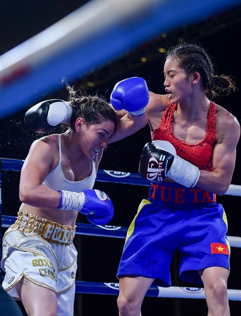 Boxer Tâms Olympic slot confirmed