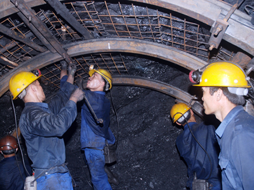 Coal stocks on an upswing thanks to rising prices