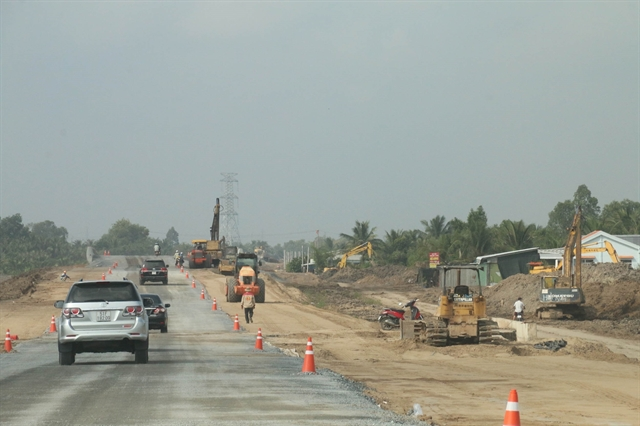 Majortransportprojectsto get underway this year others to be completed