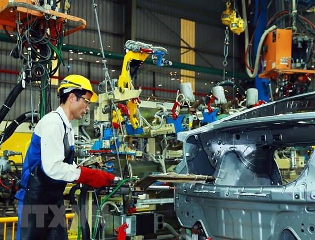 Việt Nam to solve bottlenecks to develop its auto industry