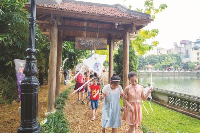 Hà Nội to restore lake in Temple of Literature complex
