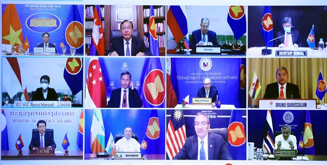 Việt Nam attends Special ASEAN-Russia Foreign Ministers Meeting