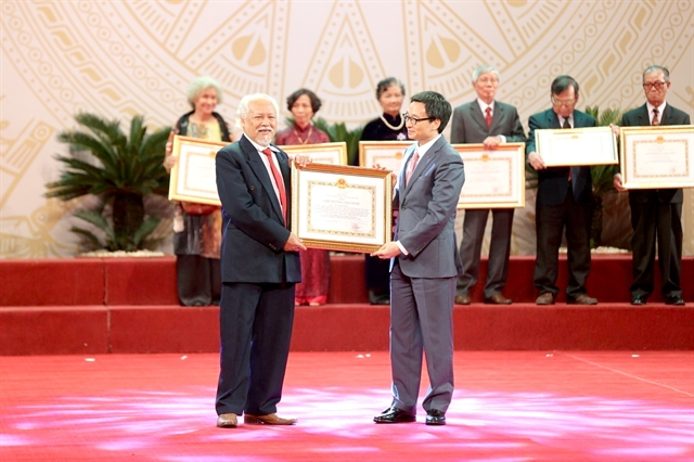 Late great photojournalist Hứa Kiểm remembered