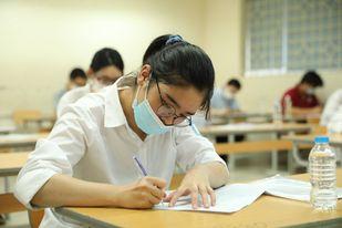 993000 students sit for high school graduation exam