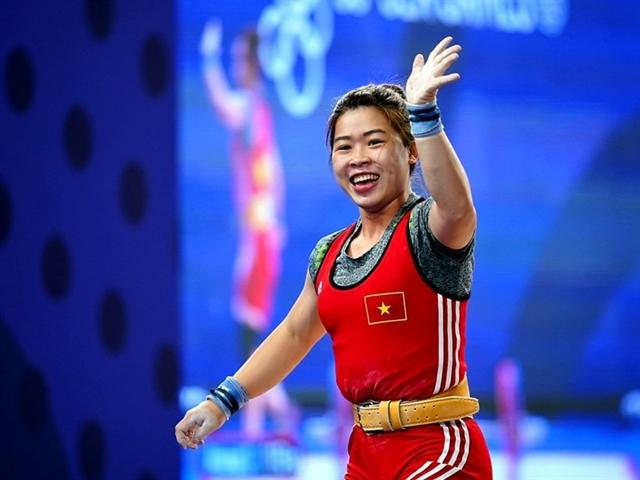 Duyên chosen as Việt Nams female weightlifter at Olympics