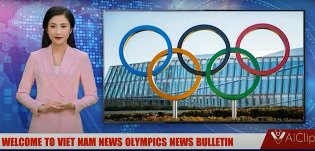 Việt Nam News Olympics news bulletin - August 1