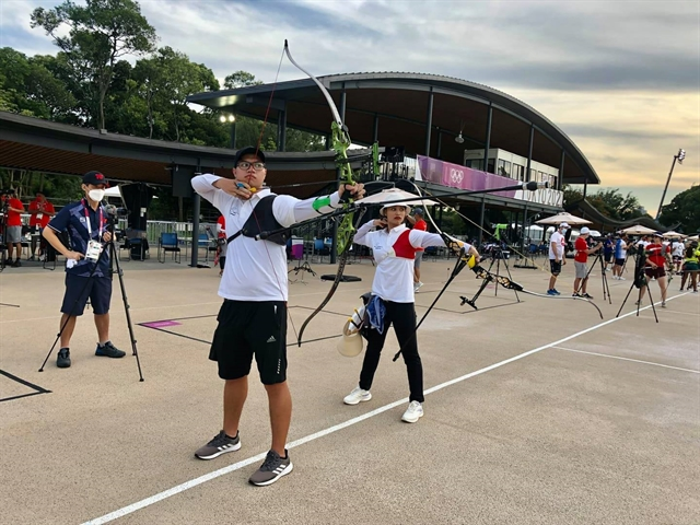 More support for Olympic archers moving forward