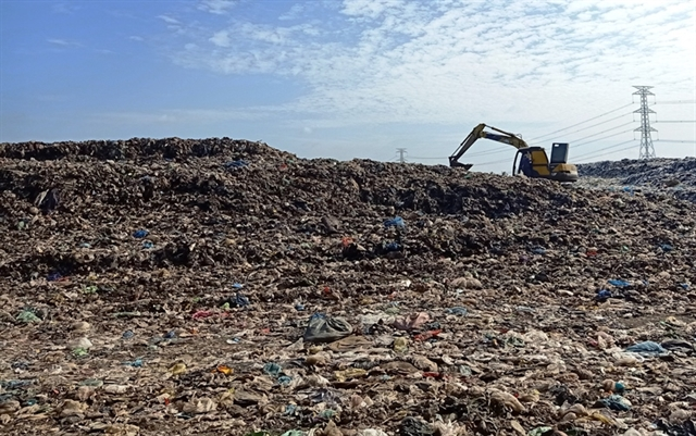 Trà Vinh to treat nearly all urbanhousehold solid waste by 2025